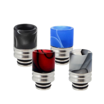 Drip Tip Mouthpiece Steel Acryl