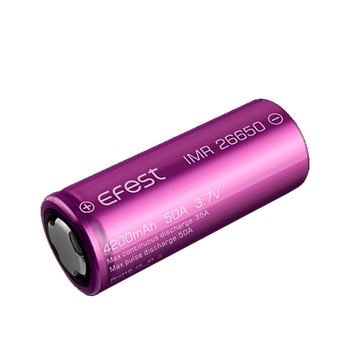 Efest Purple Akku (26650) 4200 mAh