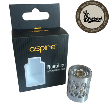 Aspire Nautilus Hollowed-Out Tank