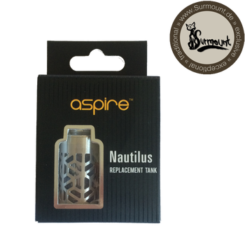 Aspire Nautilus Mini Hollowed-Out Tank