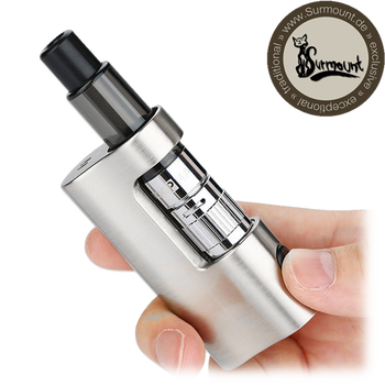 Justfog P14A Kit + 1x gratis Liquid steel