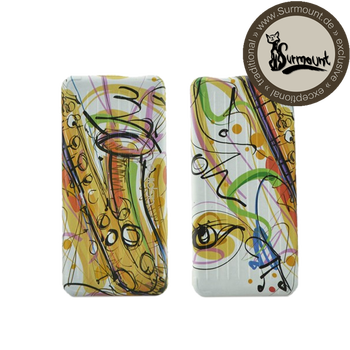 Aspire Puxos Wechselcover (Side Panels) music (P7)